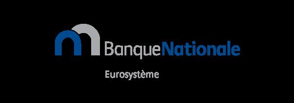 Logo de la Banque Nationale de belgique