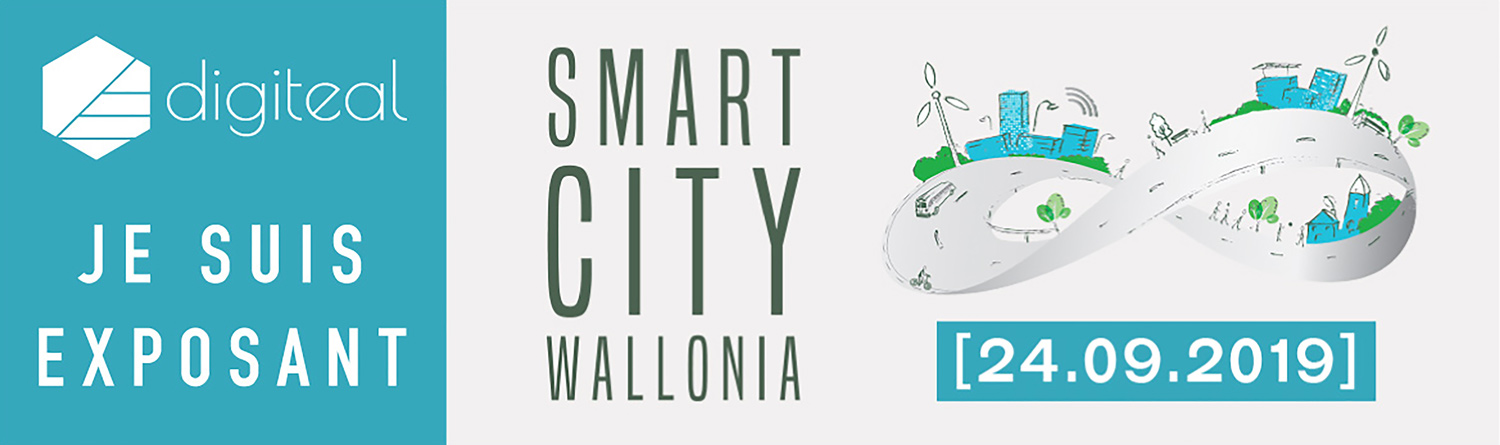 Digiteal Smart City Wallonia 2019