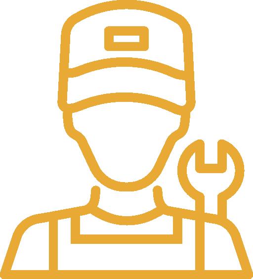 Ajusto worker icon