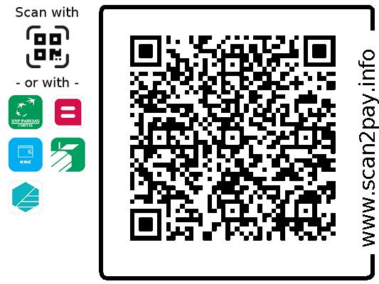 Croix Rouge QR Code de paiement Digiteal
